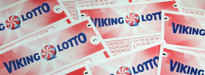 Viking Lotto Tickets